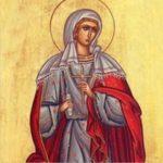 Santa Lídia, uma das primeiras santas a ser venerada