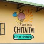 Conheça o Centro Infantil Chitaitai de Dombe