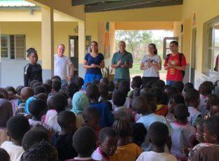 Missão em Dombe/ Moçambique