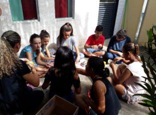 Pastorais realizam atividade em comunidade no Jardim Aeroporto
