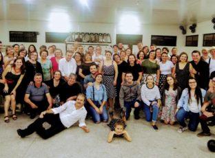 Confraternização da Pastoral da Família 2019