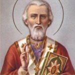 São Nicolau – Sagrado Bispo de Mira