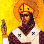 Santo Hilário de Poitiers, combateu o Arianismo do Oriente