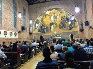 Catequese realiza reunião com os pais dos catequizandos da 1ª etapa