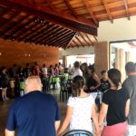 Pastoral da Família se reúne para iniciar as atividades de 2020 com momento de confraternização