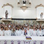 Arquidiocese realiza investidura dos MECEs