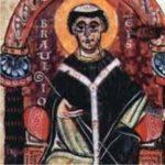 São Bráulio, bispo em Saragoça