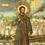 São Constantino, anunciava o nome de Jesus na Inglaterra