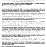 Arquidiocese publica orientação para a Semana Santa