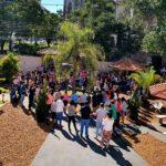 Crianças da Catequese realizam missão no Projeto Pérola Negra