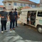 G.P.D. da Unesp/Botucatu e a Rodeo Way organizam Drive-thru de doações no Largo de Nossa Catedral