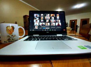 Equipe da Catequese Eucarística e C.M.P.P. realizam encontros virtuais