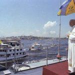 Abrir as portas a Cristo: os 40 anos da primeira visita de João Paulo II ao Brasil