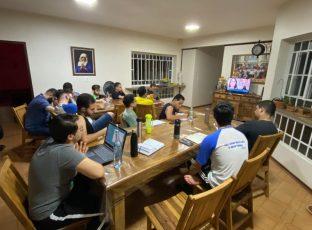 """Seminaristas participam de Roda de Conversa sobre a encíclica """"Fratelli Tutti"""", do Papa Francisco"""