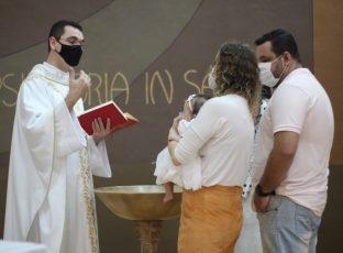 Batismo – 10/10/2020