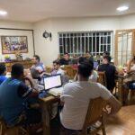 """Seminaristas concluem estudos sobre o """"Discurso Inaugural"""" do Evangelho de Mt"""