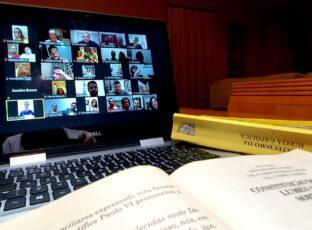 C.M.P.P. de nossa Catedral se reúne virtualmente para partilhar e programar as atividades para 2021