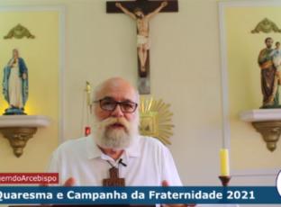 Mensagem de Dom Maurício para a vivência da Quaresma e Campanha da Fraternidade
