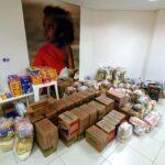 Catedral recebe doações para famílias necessitadas no período quaresmal