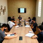 Seminaristas se reúnem para momento de formação administrativa