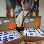 """Equipe de Colaboradores da UNIMED recebem a """"Caixa da Esperança"""""""