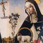 Santa Inês de Montepulciano, uma mulher penitente e de oração