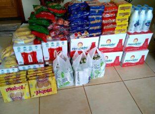 Pastoral Familiar arrecada alimentos para doações