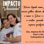 Impacto Vocacional: Deus, um amor para ser vivido