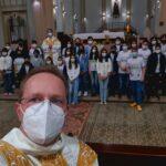 Pastoral da Catequese Eucarística começa as Celebrações da Primeira Eucaristia