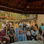 Convivência Paroquial Madre Teresa de Calcutá acolheu a juventude e um grupo de venezuelanos para um momento de partilha