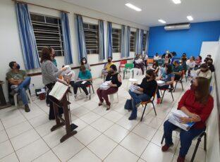 Equipe de Catequistas da Eucaristia se prepara para retomar as atividades presenciais