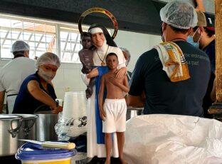 """Comunidade Catedral, através da Pastoral Social, lançou o projeto """"Pão Nosso"""""""