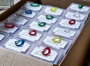 Equipe do Laboratório de Biologia Molecular e áreas do HC-UNESP elaboram kits de Dia das Crianças para a Catequese